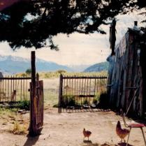 Antiguamente el campo era usada como invernada para la familia Beroisa (primeros propietarios)